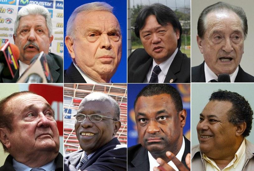 W środę zatrzymano działaczy FIFA /PAP/EPA