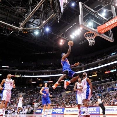 W Staples Center grają koszykarki Sparks, koszykarze Lakers i Clippers oraz hokeiści Kings /AFP