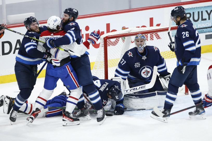 W starciu z Jets tym razem górą okazali się Canadiens /The Canadian Press/Associated Press/East News /East News