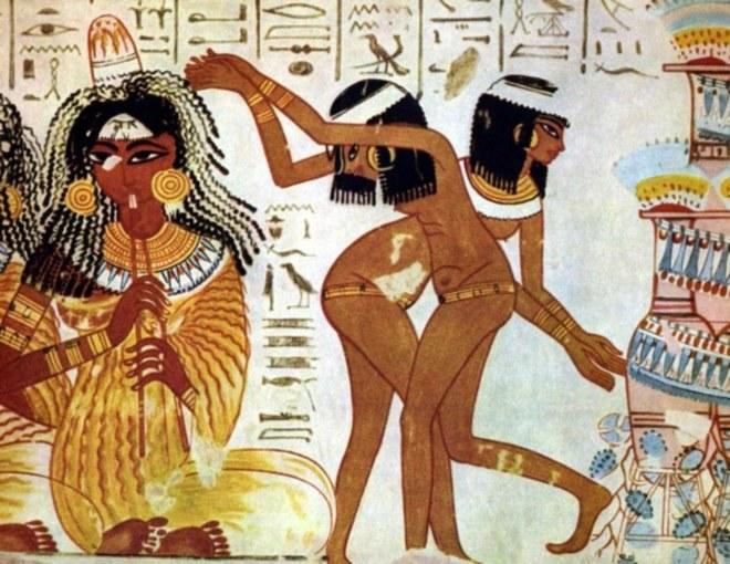 W starożytnym Egipcie nie było żadnego tabu /Getty Images/Flash Press Media
