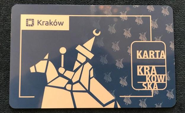 W stolicy Małopolski 1 sierpnia zacznie działać Karta Krakowska /Marek Wiosło /RMF FM
