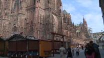 W Strasburgu zabiły kościelne dzwony. Hołd ofiarom strzelaniny