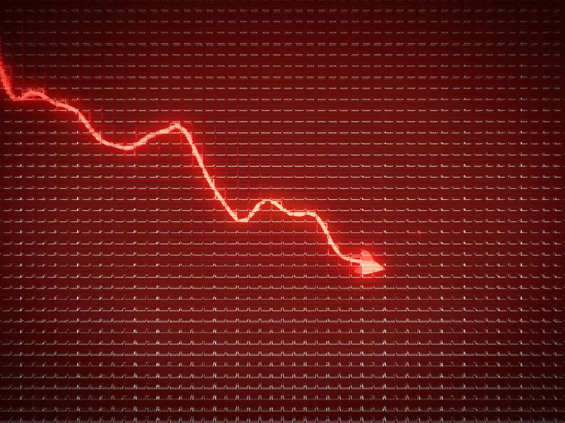 W strefie euro recesja jest bardzo głęboka /123RF/PICSEL
