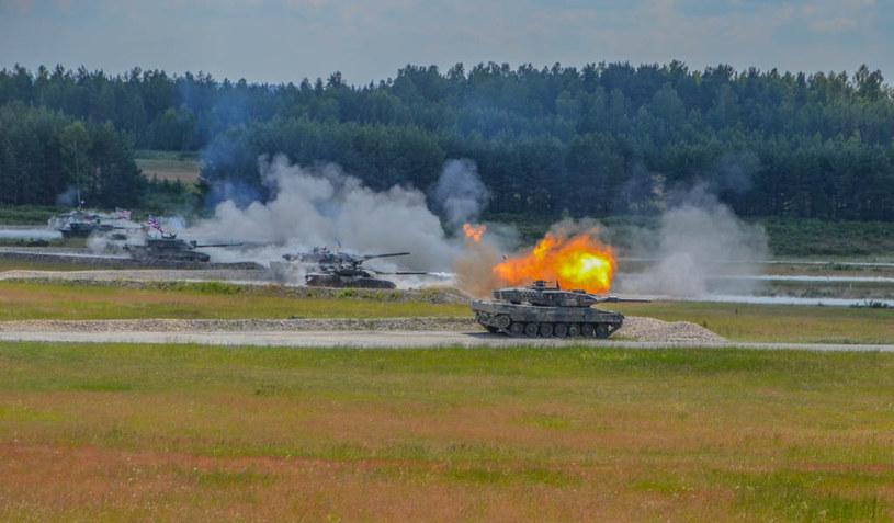 W Strong Europe Tank Challenge w szranki stanęły ze sobą załogi z ośmiu państw /materiały prasowe