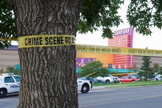 W strzelaninie w Denver zginęło 12 osób /AFP