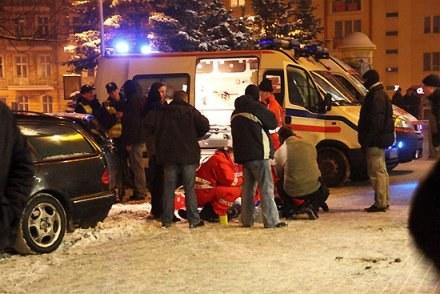 W Strzelaninie w Opolu zginęła jedna osoba / fot. Mario /O!Polskie Ratownictwo