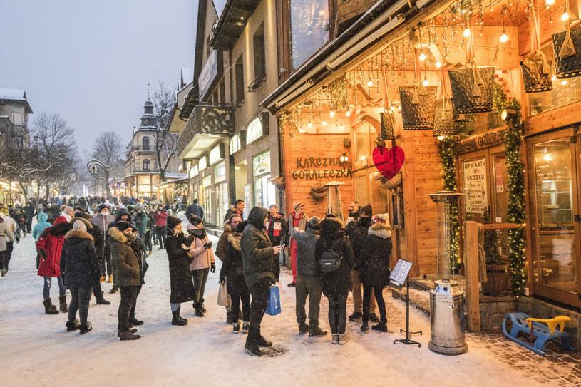 W styczniu, w sieciach społecznościowych pojawiła się oddolna inicjatywa #OtwieraMy /Marek Berezowski /Reporter