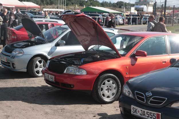 W styczniu wzrósł import używanych aut /INTERIA.PL