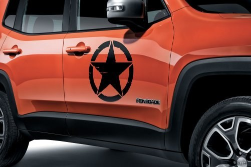 W stylu Mini – bogata oferta akcesoriów /Jeep