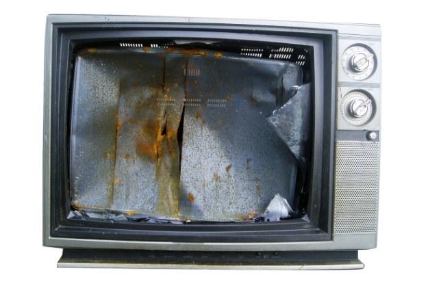 W Święta bez telewizji - w sumie, może to i nawet lepiej dla wszystkich? Fot. Therese Branton /stock.xchng