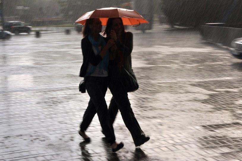 W święta spadnie deszcz... /Wojciech Strozyk/REPORTER /Reporter