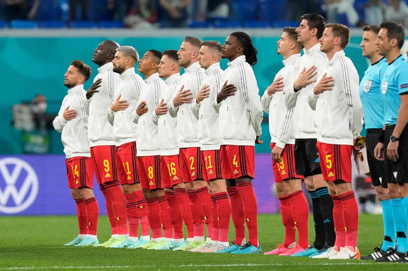 W swoim pierwszym meczu na Euro 2020 Belgowie pokonali Rosję /DMITRY LOVETSKY/AFP/East News /East News