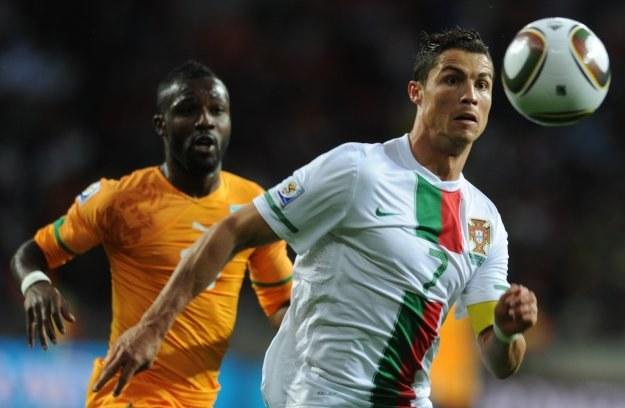 W swoim pierwszym meczu w RPA Portugalia zremisowała bezbramkowo z Wybrzeżem Kości Słoniowej /AFP