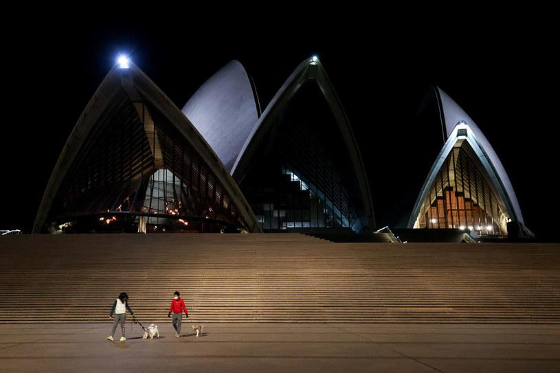W Sydney i okolicach panuje ścisły lockdown /Brendon Thorne /Getty Images