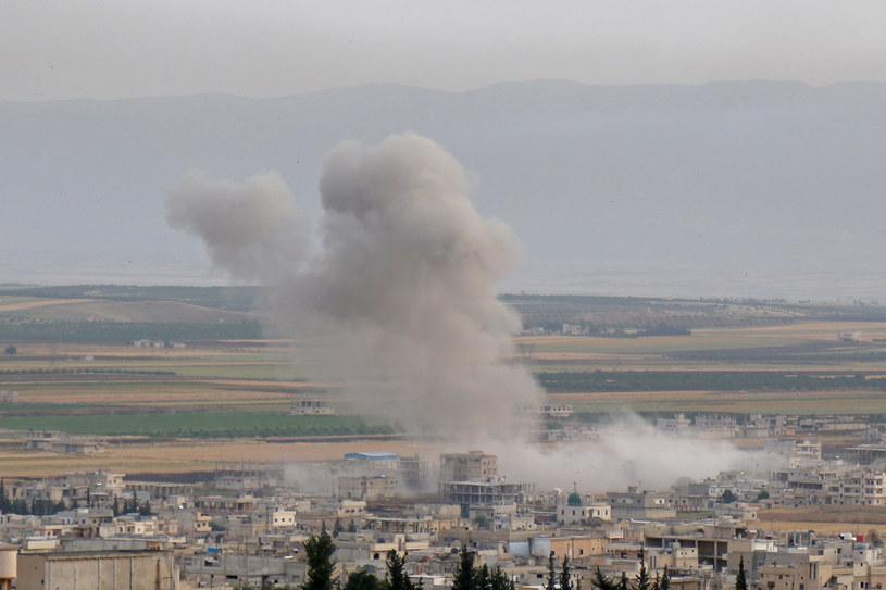 W Syrii cały czas dochodzi do starć /AFP