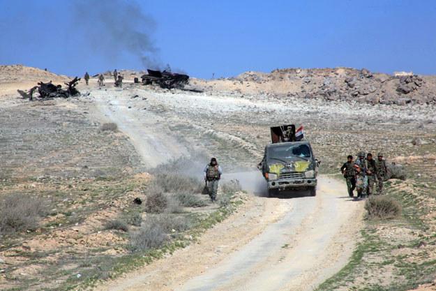 W Syrii miano zawiesić działania wojenne /AFP