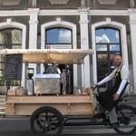 W Szczecinie kawę podadzą Ci prosto z rikszy!