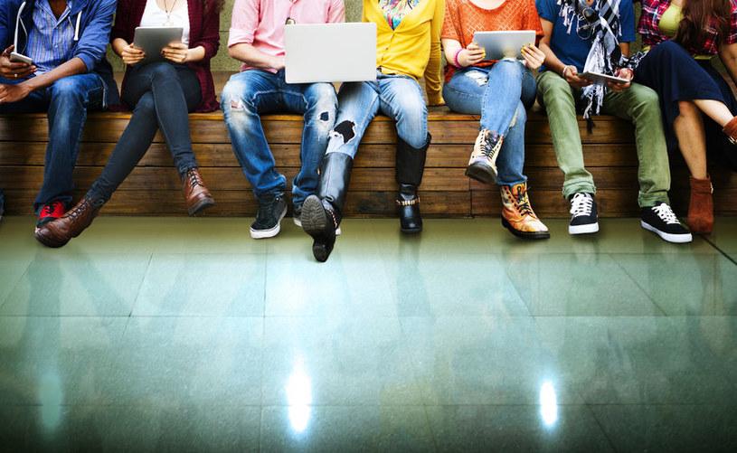 W szkole spotkać można naprawdę różne osoby /123/RF PICSEL