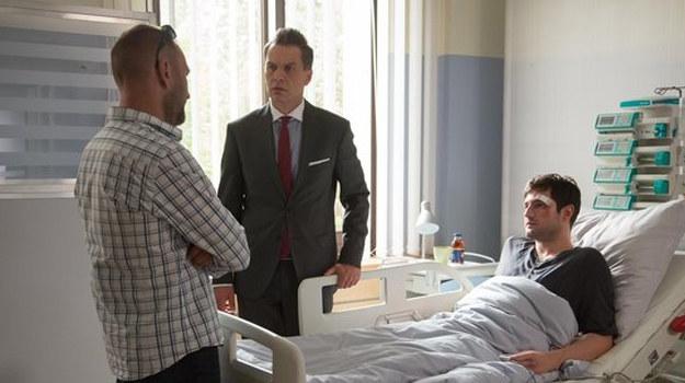 W szpitalu zjawia się śledczy... /www.nadobre.tvp.pl/