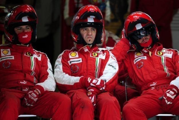 W sztabie Ferrari nie będzie polskiego specjalisty /AFP