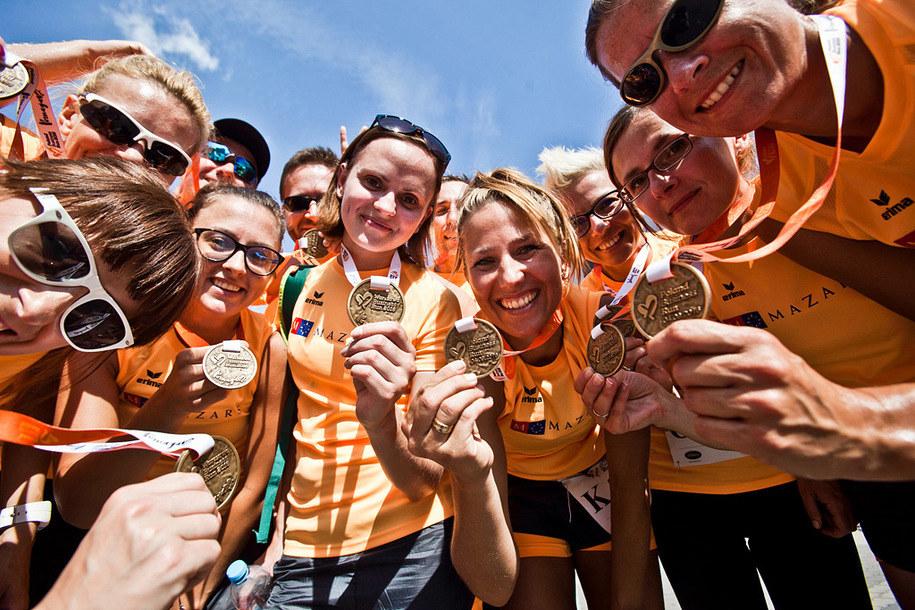 W sztafecie Poland Business Run mogą wziąć udział wszystkie osoby, które zgłoszą 5-osobową drużynę. /foto. Kuba Kiljan Ketti /Materiały prasowe