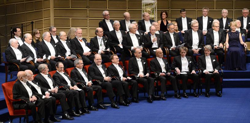 W Sztokholmie wręczono Nagrody Nobla /AFP