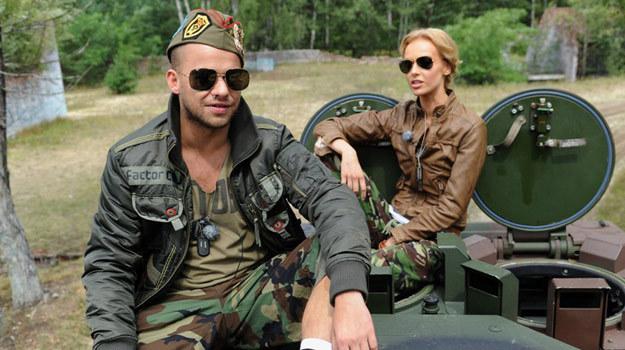 """W tak niecodziennych okolicznościach przyrody decydowały się losy finałowej 13-tki show """"Top Model"""" /TVN"""