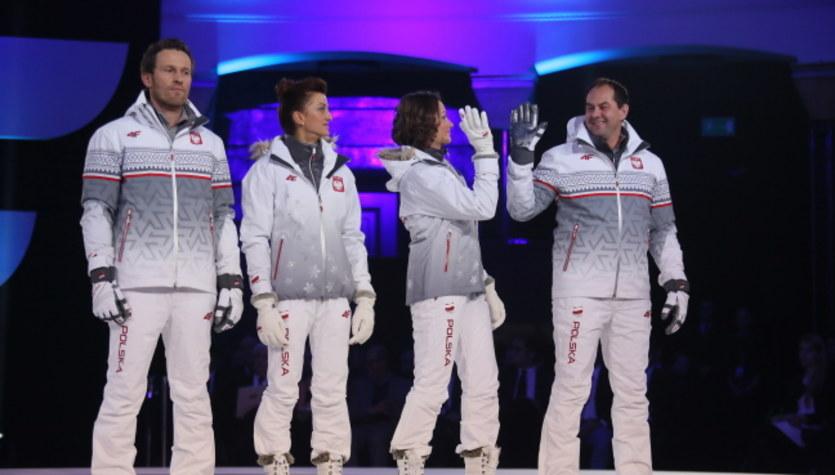 W takich strojach wystapią nasi sportowcy w Soczi
