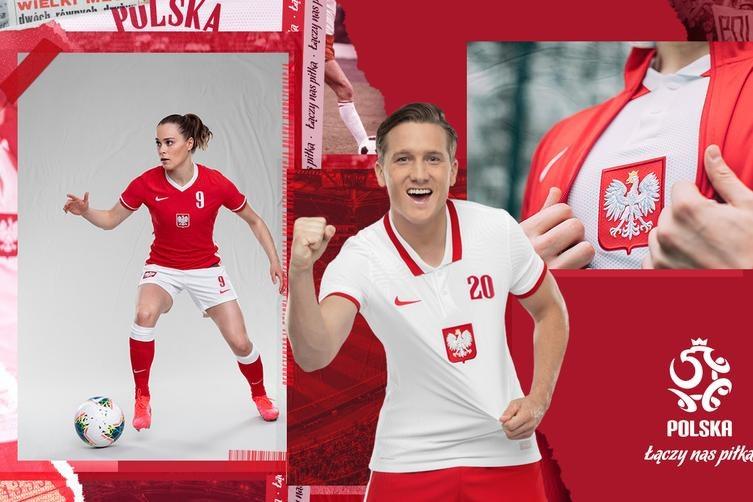 W takiej koszulce zobaczymy Polaków w przyszłorocznych finałach ME