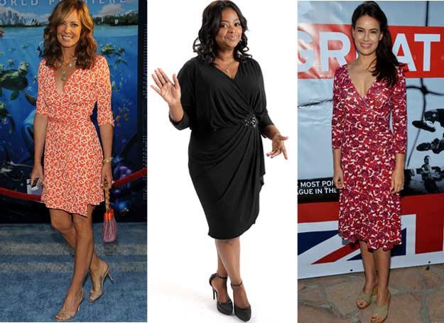 W takiej sukienca każda kobieta wyglada świetnie! /Getty Images/Flash Press Media
