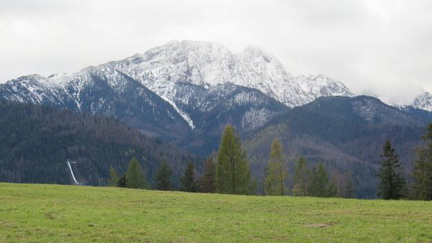 W Tatrach jesień i zima jednocześnie /Maciej Pałahicki /RMF FM