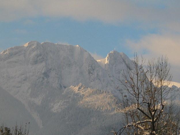 W Tatrach panują bardzo trudne, zimowe warunki /RMF FM