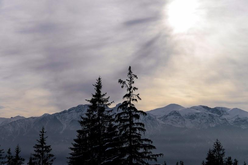 W Tatrach spadł śnieg /Adam Staśkiewicz /Reporter