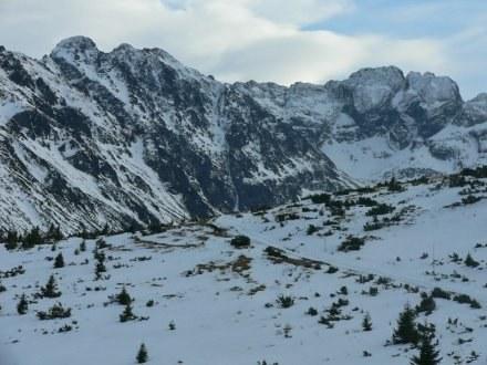 W Tatrach spadło już 2,5 metra śniegu! /RMF