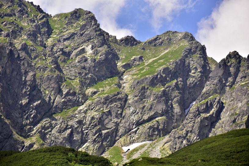 W Tatrach tłumy turystów i seria wypadków /Albin Marciniak /East News