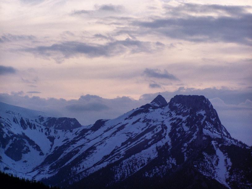 W Tatrach wystąpią opady śniegu /Marek Slusarczyk/Wikimedia Commmons /