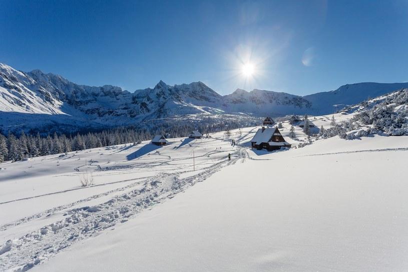 W Tatrach zima /Łukasz Szczepański  /Reporter