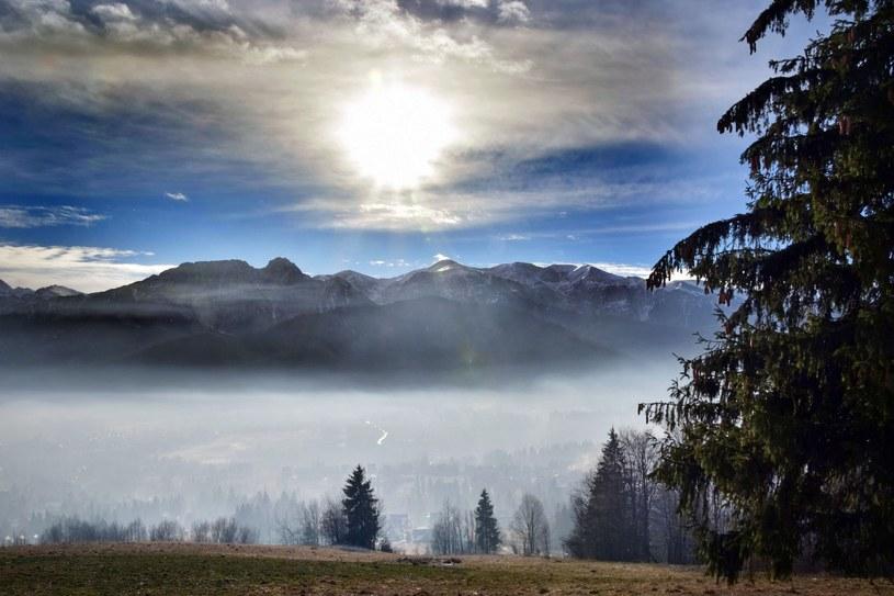 W Tatrach zimowo /Adrian Gladecki /Reporter