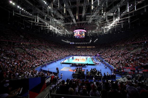 Ribuan penggemar muncul di Darren Arena // asukasz Gągulski / PAP