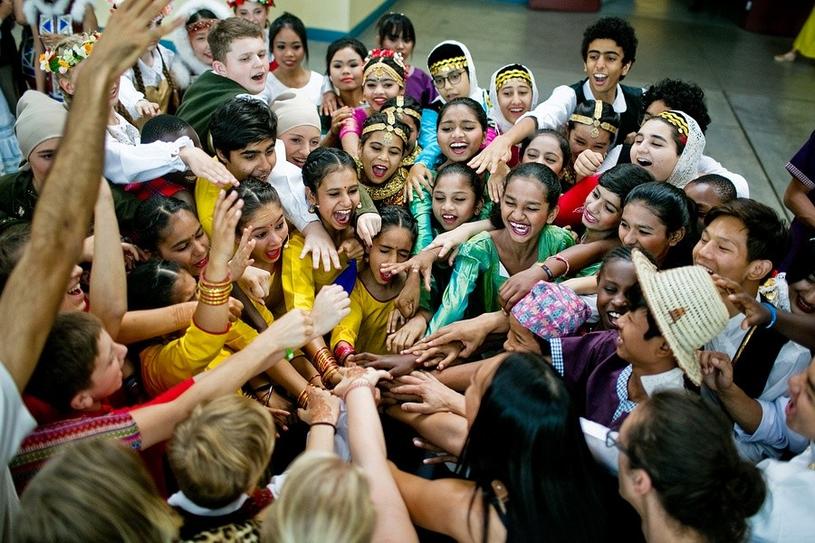 W tegorocznej edycji Brave Kids wezmą również udział grupy m.in. z Salwadoru, Kolumbii, Kazachstanu, Estonii, Korei Południowej, Kenii, Palestyny, Peru czy Gruzji/fot. Piotr Spigiel /materiały prasowe