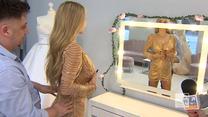 W tej sukni Doda wystąpi na Polsat SuperHit Festiwal. Waży ponad 15 kilogramów