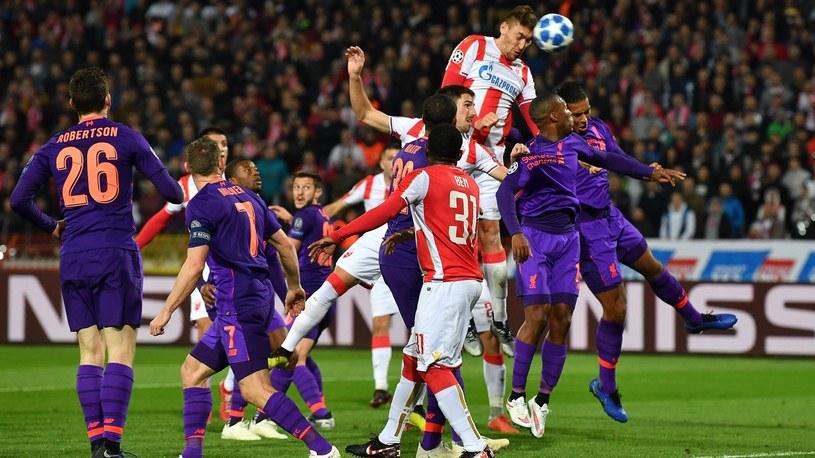 W tej sytuacji do siatki Liverpoolu trafił Milan Pavkov /Getty Images