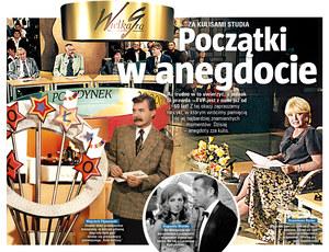 """W """"Tele Tygodniu"""" nowy cykl: 60 lat TVP /  /Tele Tydzień"""