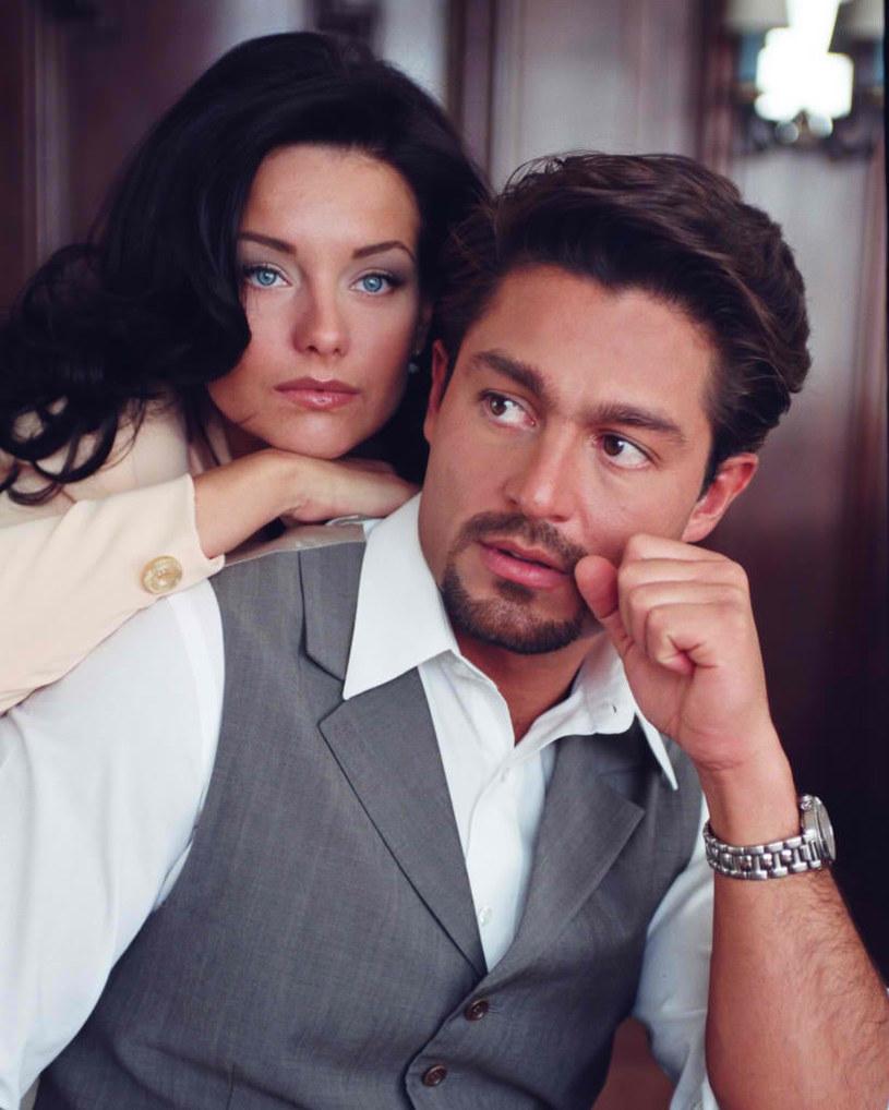 W telenoweli zagrała nasza rodaczka, Dominika Paleta. Aktorka wcieliła się w Gemę, która konkurowała z Pauliną o względy Carlosa Daniela. /materiały prasowe