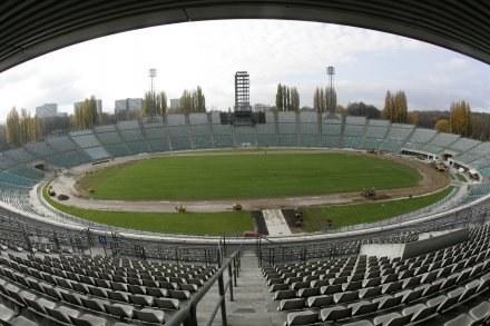 W ten stadion zostanie wpompowane jeszcze 360 mln złotych /Agencja Przegląd Sportowy