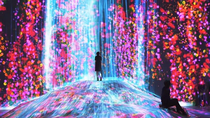 W Tokio otwarto pierwsze na świecie cyfrowe muzeum sztuki /Geekweek