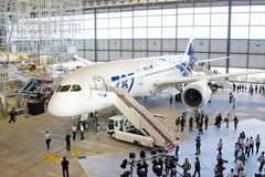W Tokio wylądował pierwszy Dreamliner
