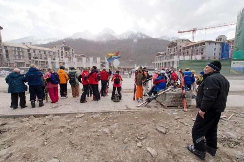 W trakcie budowy /AFP