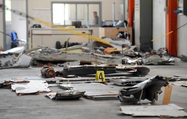 W trakcie dotychczasowych poszukiwań nie natrafiono na czarne skrzynki samolotu /AFP