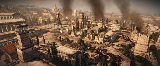 W trakcie rozgrywki możemy zdecydować czy obronić republikę, czy też uczynić z Rzymu imperium /Informacja prasowa